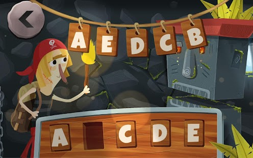 Dungeon of the ABC- screenshot thumbnail
