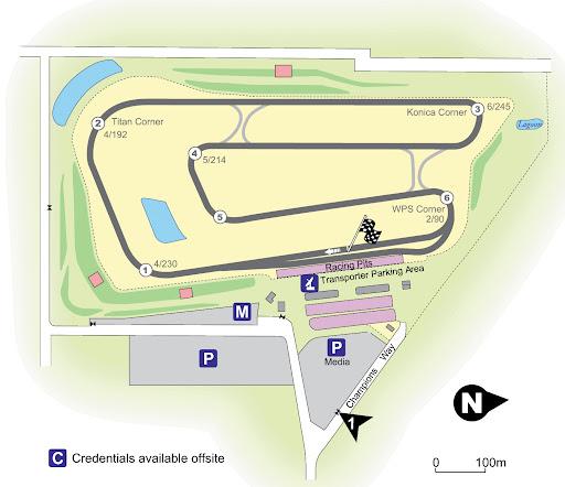 BigPond 400, Queensland Raceway