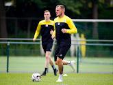 Officiel: Reznicek quitte la Belgique