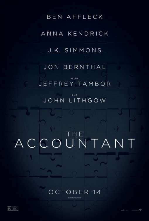 The Accountant official site
