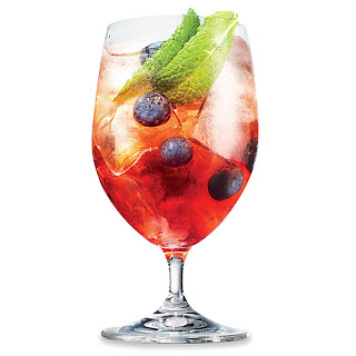 Sloe Gin Spritz