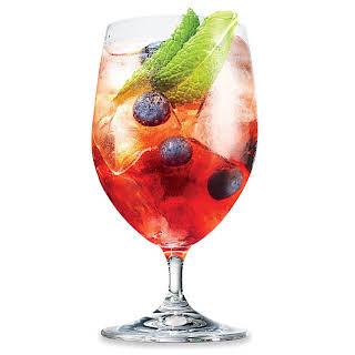 Sloe Gin Spritz.