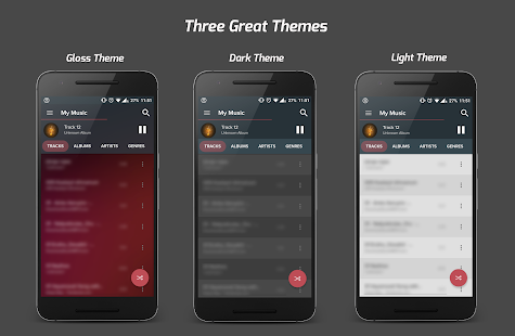 Pi Music Player v2.3.7 [AdFree]