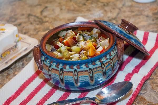 Cooking Under Pressure: Diy Turkey Brown Stock Recipe