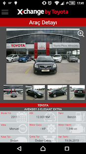 Xchange by Toyota- screenshot thumbnail