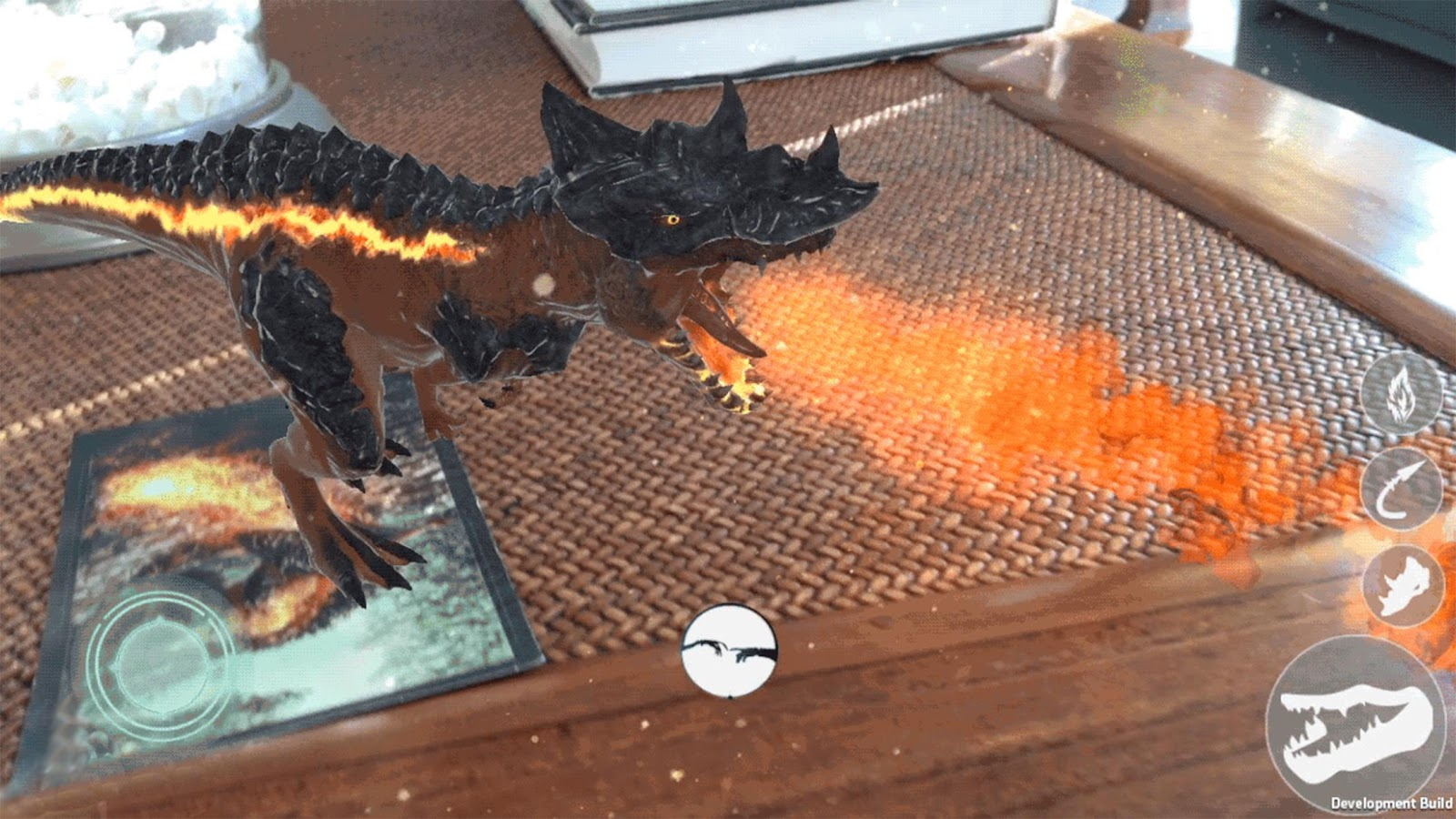 Genesis Augmented Reality- screenshot