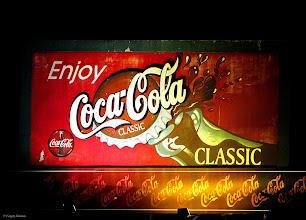 Photo: June 14, 2012 - Classic Coca-Cola Billboard #creative366project curated by +Jeff Matsuya and +Takahiro Yamamoto #under5k +Creative 366 Project