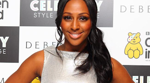 Alexandra Burke to make late mum 'proud' on Strictly Come Dancing