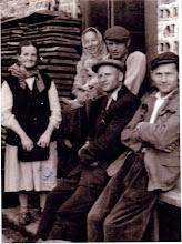Photo: Od lewej Katarzyna Panek, Agnieszka i Edward Kwak Sobuś,Bronislaw Bukowski ,Piotr Kwak.