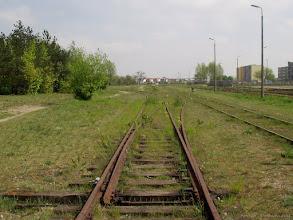 Photo: Bocznica wojskowa {Toruń Północny; 2004-05-06}