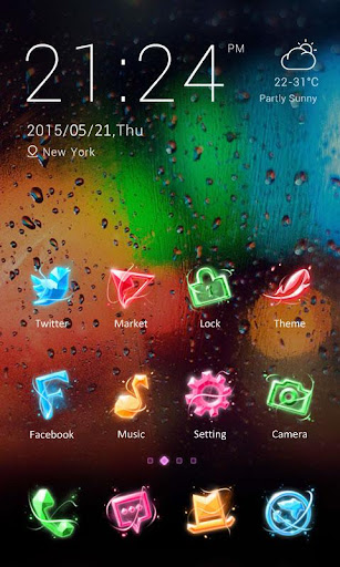 Sparkle Theme - ZERO Launcher