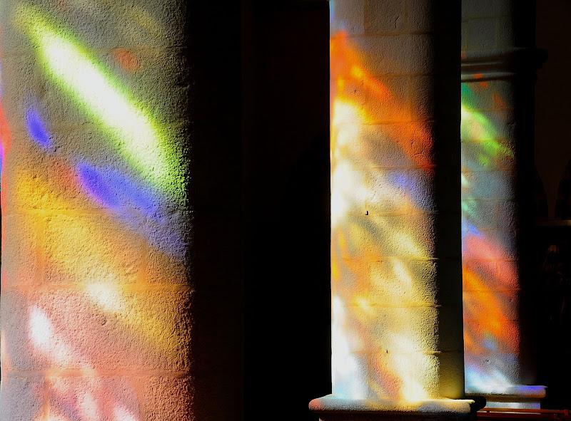 Giochi cromatici da finestre gotiche di Paolo_G