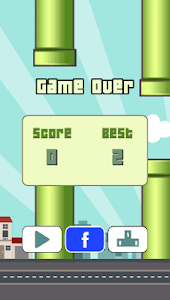 Smart Bird best free fun game. screenshot 1