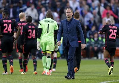 Frank de Boer gaat niet in op het aanbod van Anderlecht