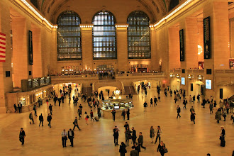 Photo: Grand Central Station, New York