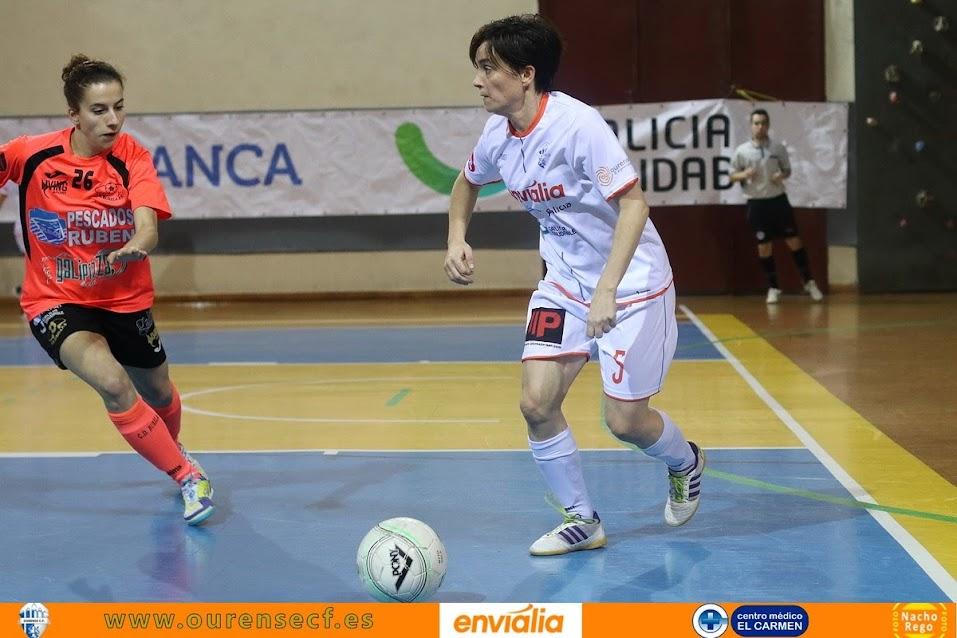 Ourense C.F.: Bea Seijas, en la Comisión de Fútbol Sala de la Federación Gallega