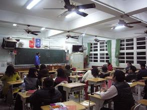 Photo: 20110328實用易經與農民曆研習001