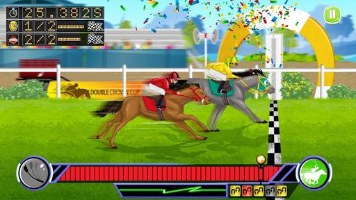 Horse Racing : Derby Quest APK MOD – ressources Illimitées (Astuce) screenshots hack proof 1