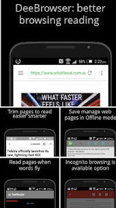 Dee Browser Apk  Download For Android 1