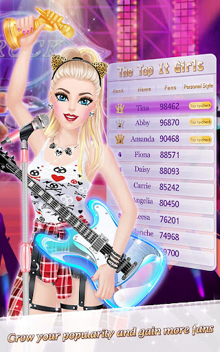 It Girl - Fashion Celebrity & Dress Up Game 1.2 screenshots 15