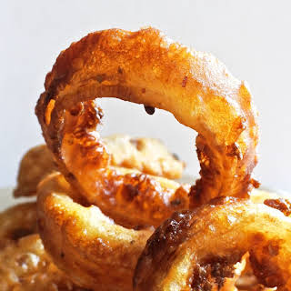 The Perfect Onion Ring.