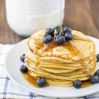 Homemade Healthy Pancake Mix Recipe