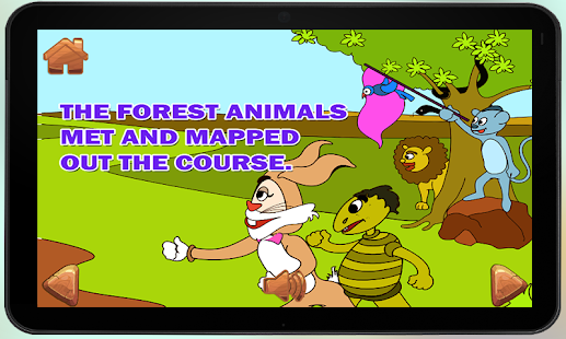 Hare and Tortoise KidsStorypro- screenshot thumbnail