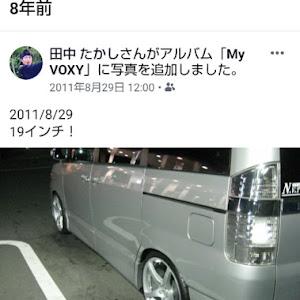 ヴォクシー AZR65G Z G-Editionのカスタム事例画像 たなかたかし😎さんの2019年08月29日12:20の投稿
