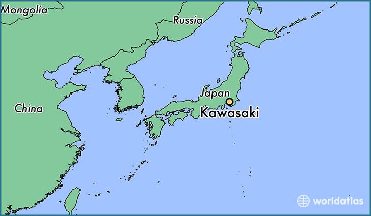 Kawasaki-Japan