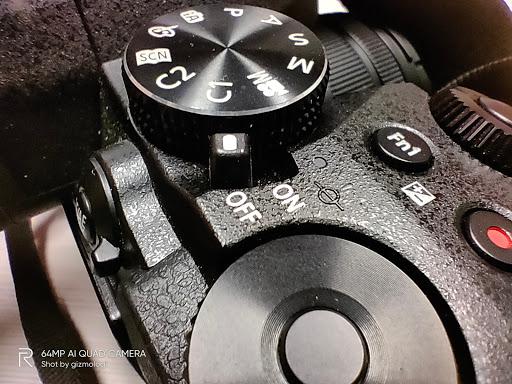 Hasil foto kamera macro realme 6 Pro