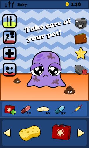 Moy ? Virtual Pet Game screenshot 2