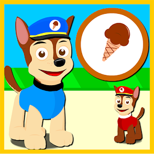 Twin Paw Puppy Ice Cream for PC and MAC
