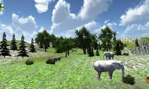 ワイルド 動物 ハンター アフリカ