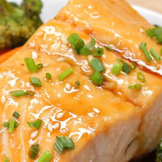 2. One-Pan Teriyaki Salmon Dinner
