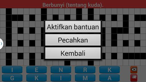 Teka Teki Silang screenshot 6