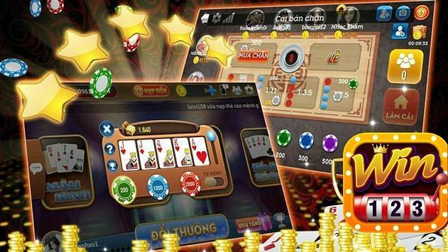 Game danh bai doi thuong Win123 Online