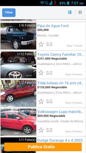 玩免費遊戲APP|下載Autos Usados México app不用錢|硬是要APP