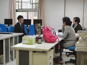 Photo: 模擬面試 2014-04-02