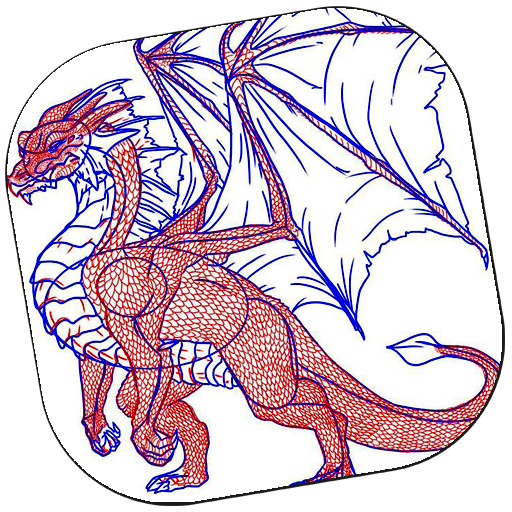 How To Draw Dragons 1.1 androidtablet.us 1