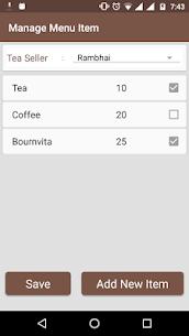 Tea Diary 5