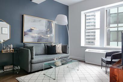 Platt Street Furnished Apartment Financial district
