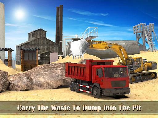 玩模擬App|山钻卡车司机免費|APP試玩