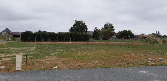 Vente terrain à bâtir 720 m2
