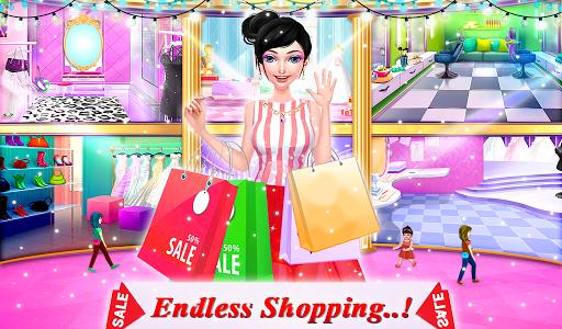 Makeup Kit- Dress up and makeup games for girls 4.5.55 screenshots 9