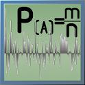 Probability theory icon