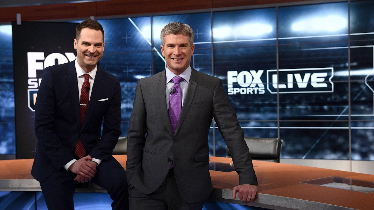 Watch FOX Sports Live With Jay and Dan live