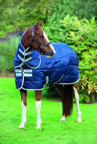 Amigo Insulator Plus, Horseware täcke