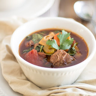 Beef Soup Bones With Meat Recipes
