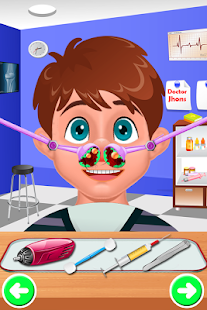 Nose surgery games for kids android apps on google play nose surgery games for kids screenshot thumbnail solutioingenieria Image collections