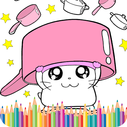 Kawaii Coloring Book Aplicații Pe Google Play